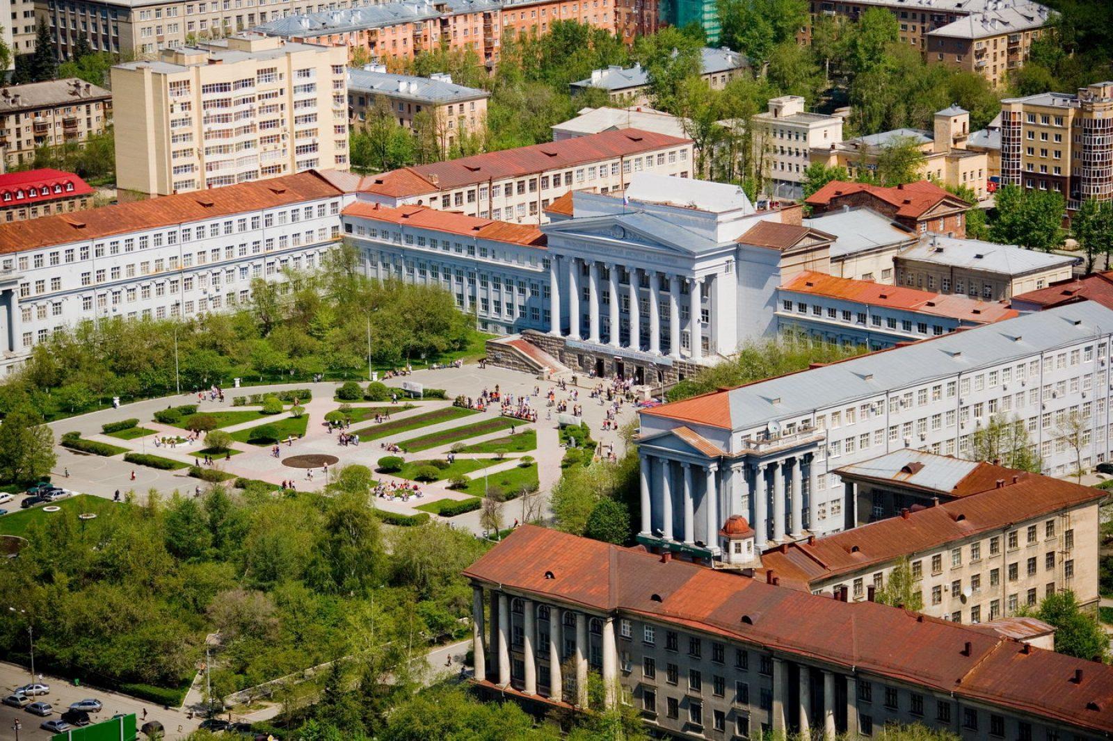 Самые большие города России