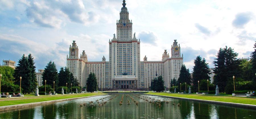 ТОП-10 Самые лучшие ВУЗы России