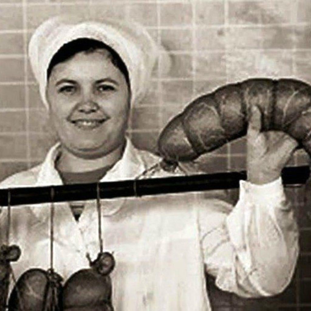 Докторская колбаса