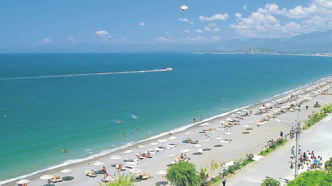 Пляж Чалыш