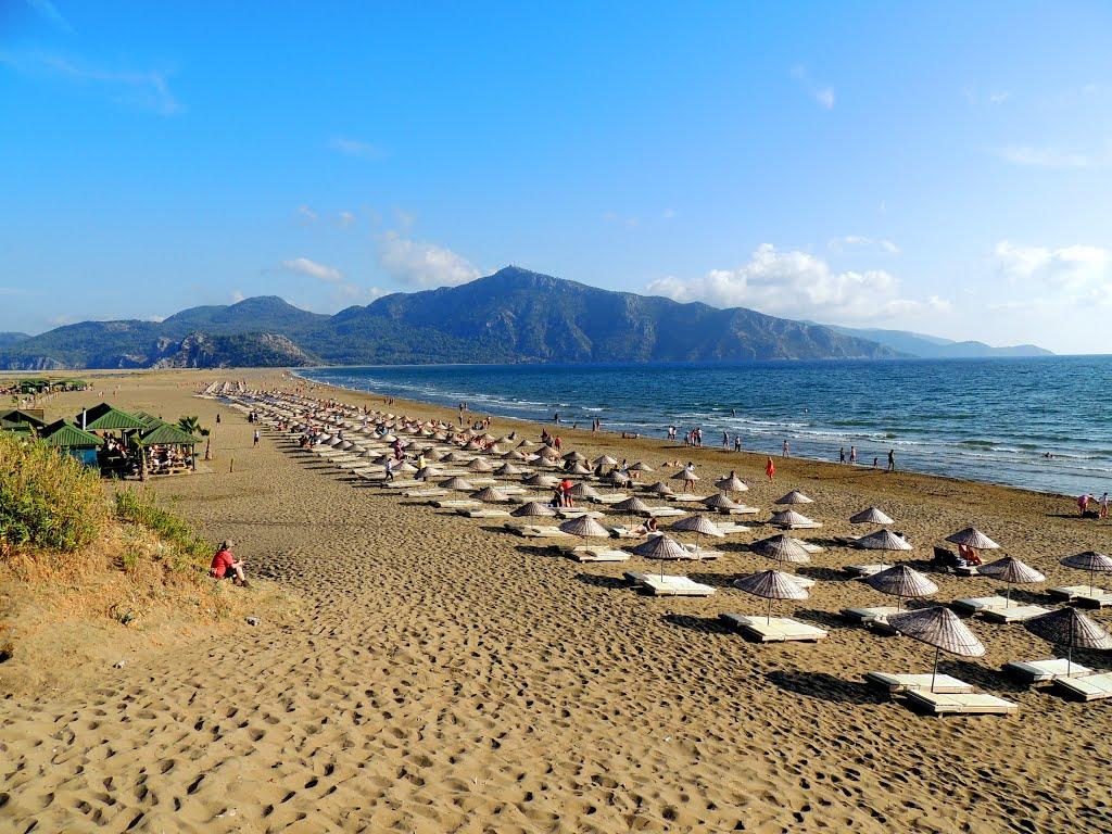 Пляж Изтузу – г. Дальян