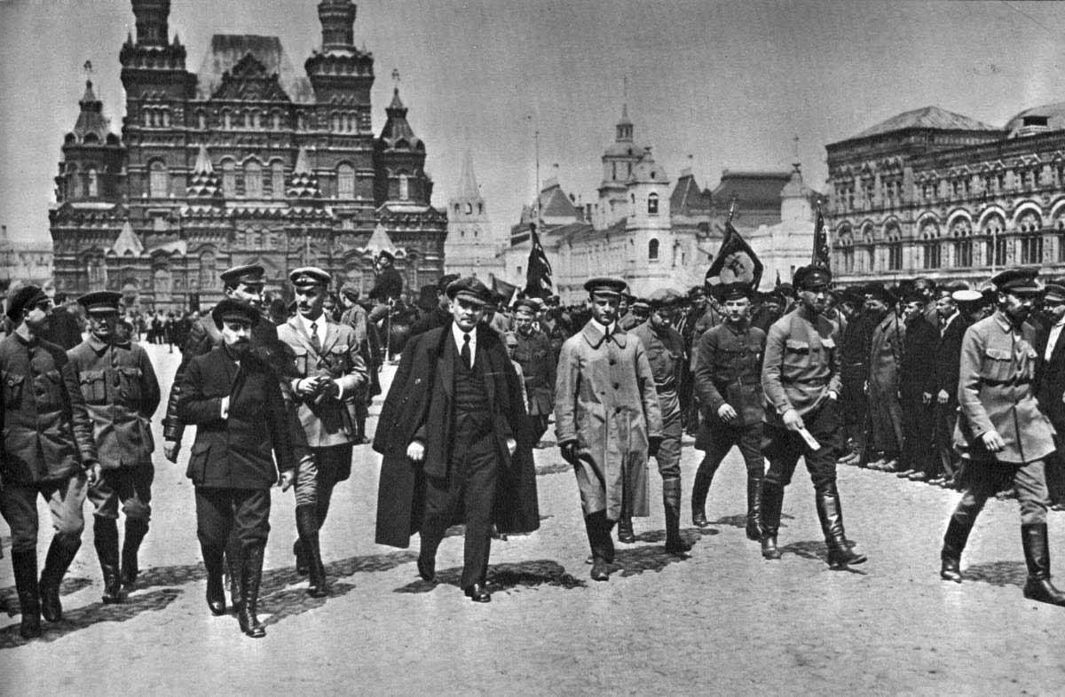 Праздник 7 ноября в СССР