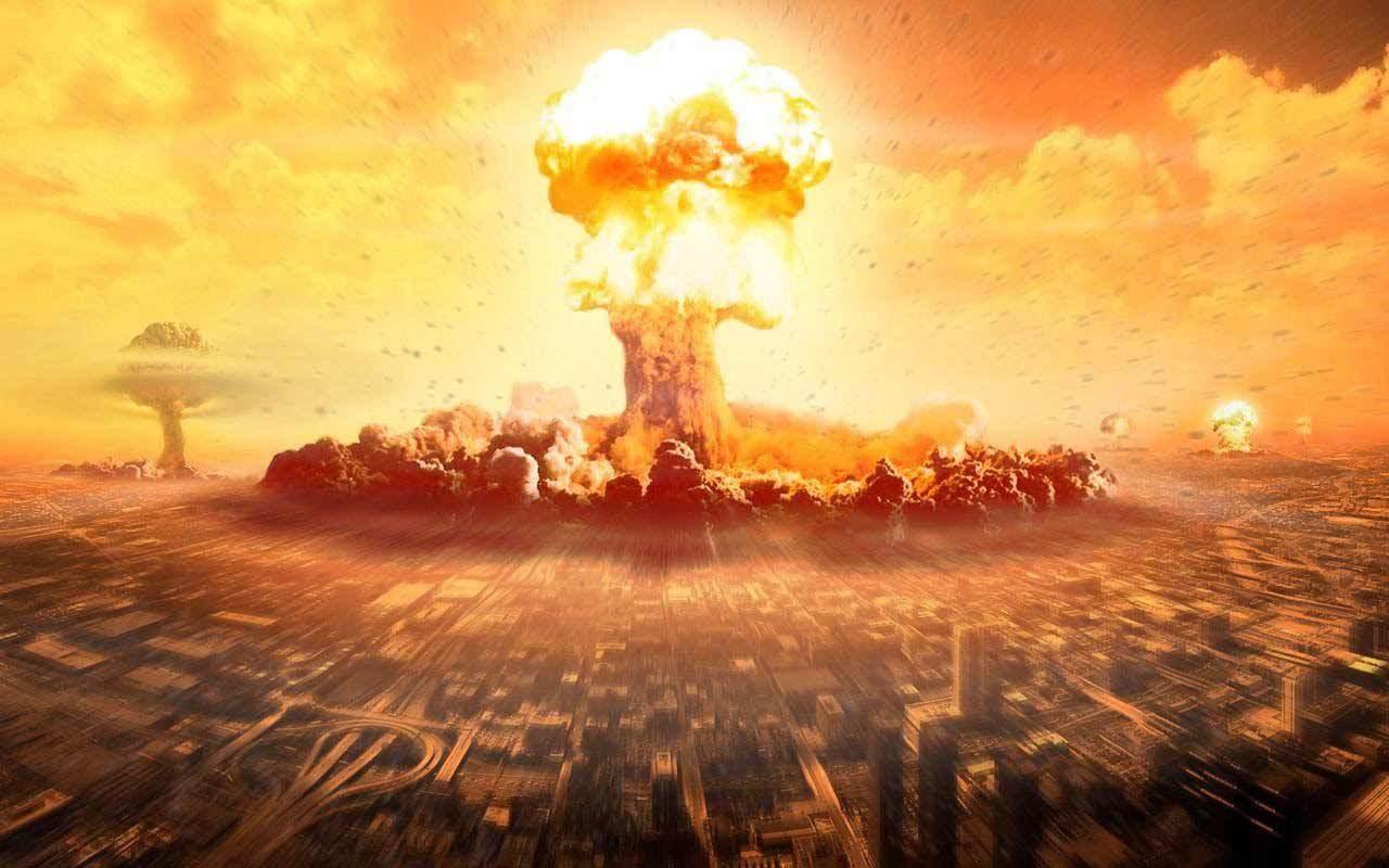 В 2035 году произойдет конец света из-за войны