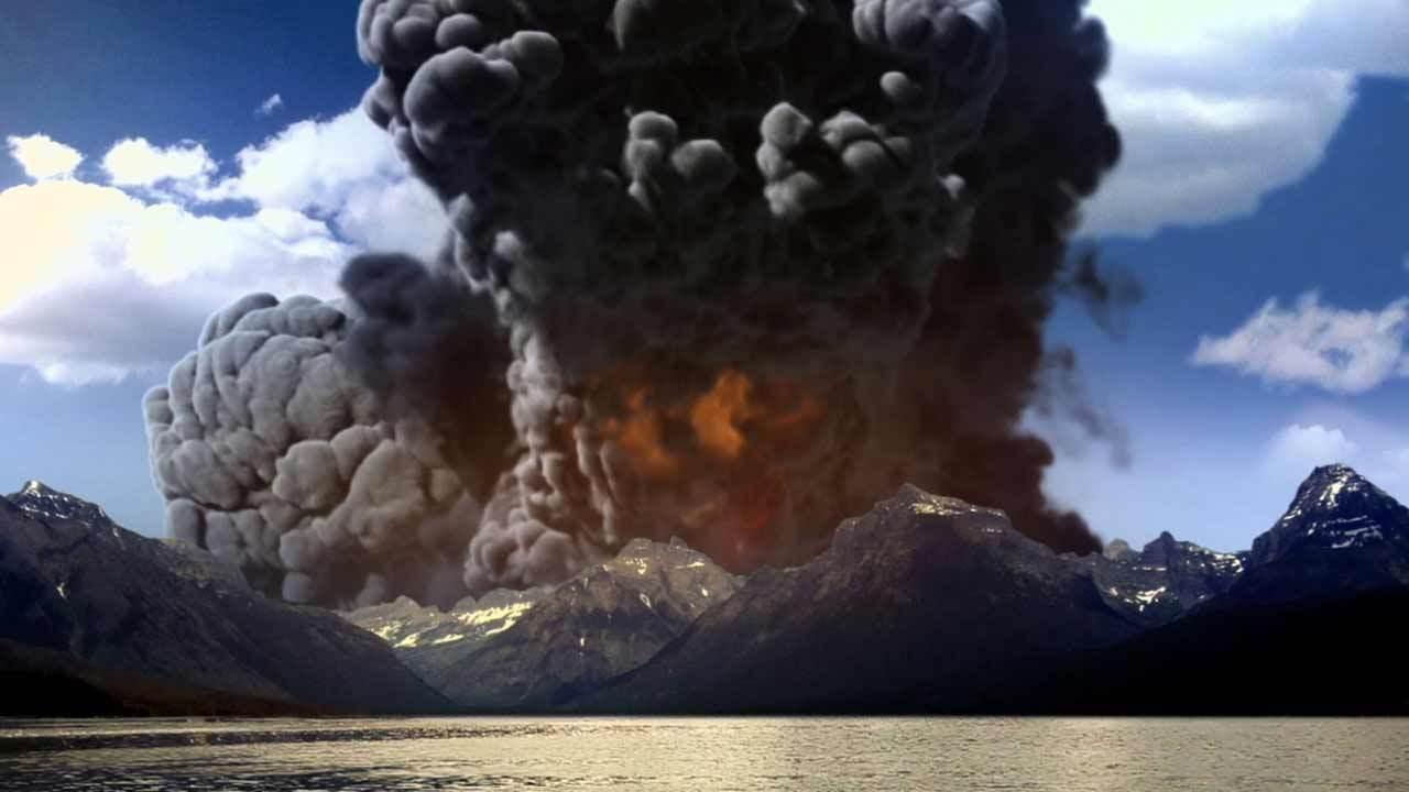 Йеллоустонский супер-вулкан просыпается