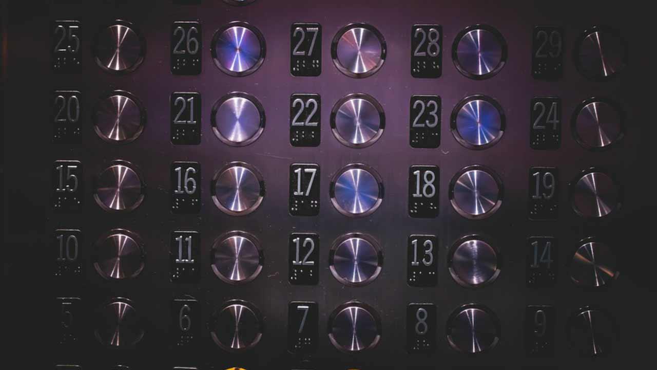 Загадка-7. Загадка про карлика в Лифте