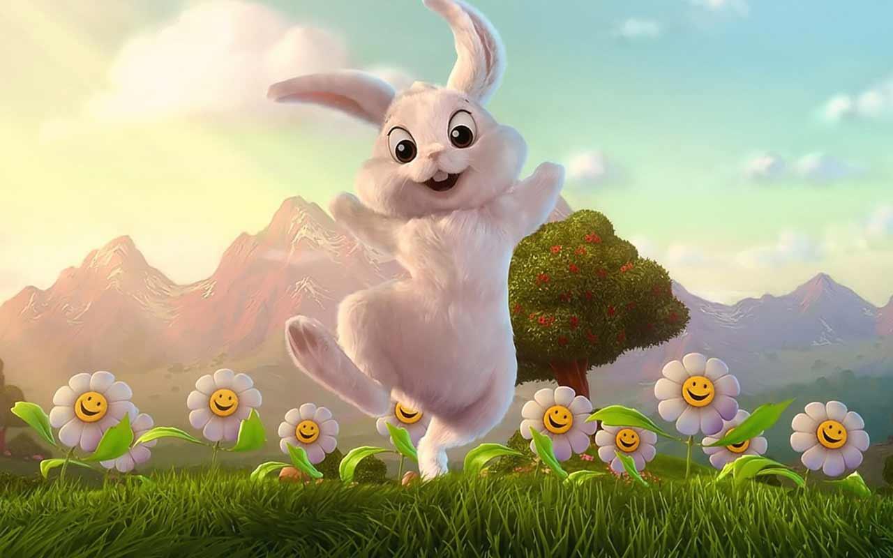 Загадка-4. Про Зайца в Лесу