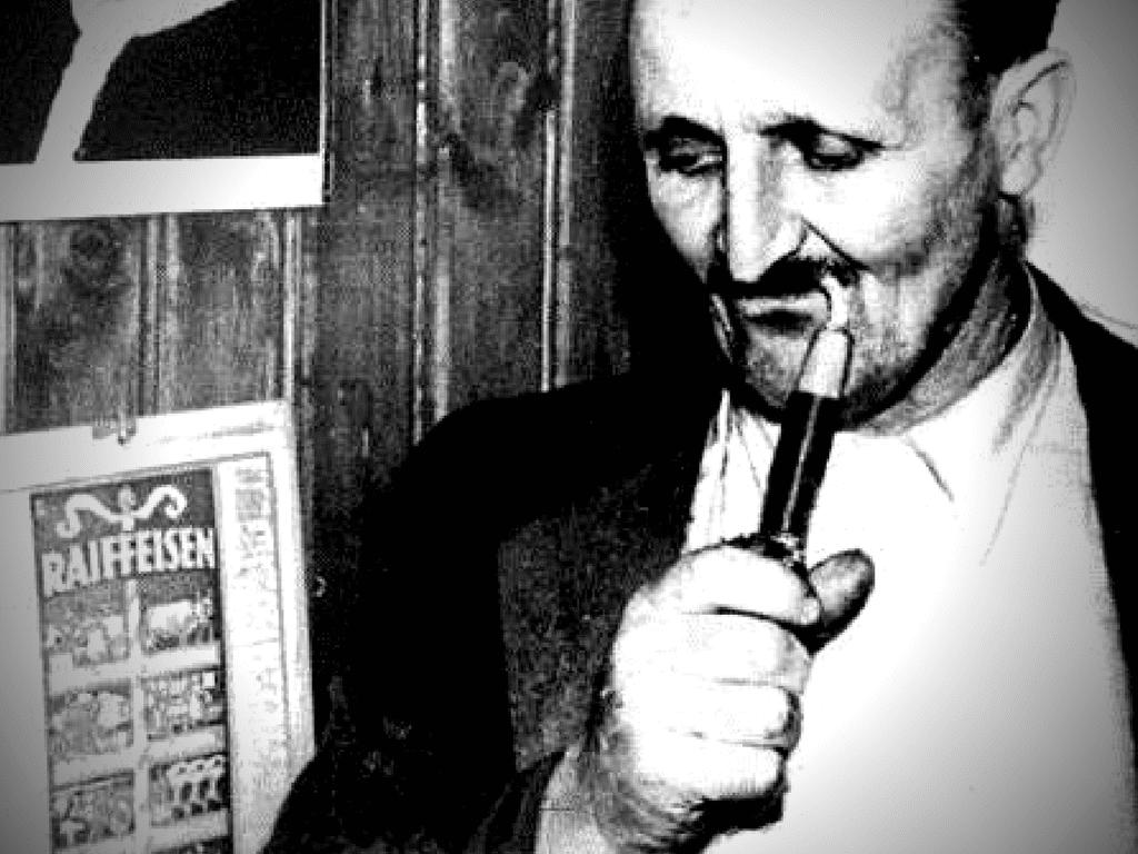 Alois Irlmaier (Алоиз Ирльмайер - предсказатель)