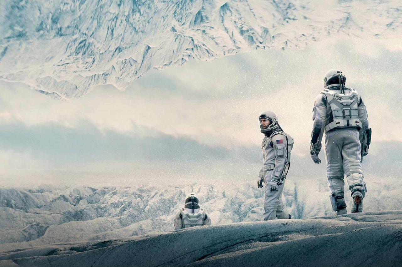 Интерстеллар - космический фильм с неожиданным финалом