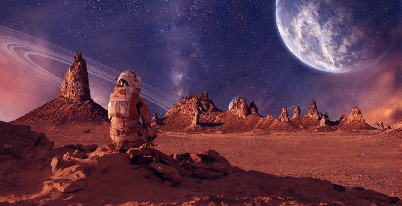 15 интересных фактов о Марсе, которые заставят вас влюбиться в эту планету