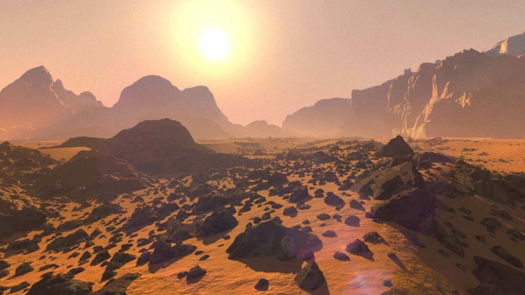 Исследование Марса