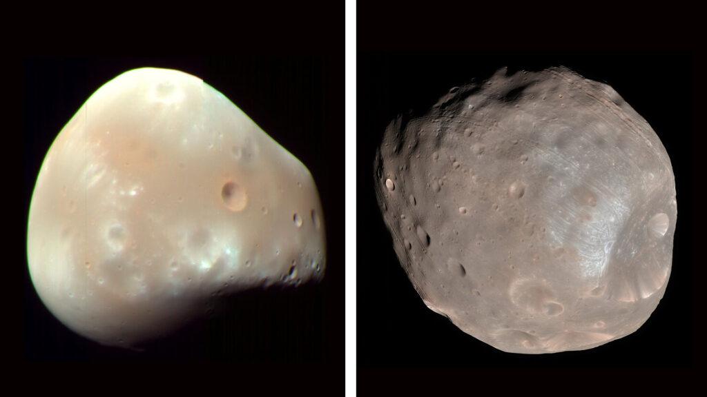 Deimos и Phobos
