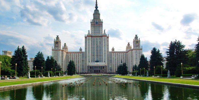 ТОП-10 Самые лучшие ВУЗы России 2016 года